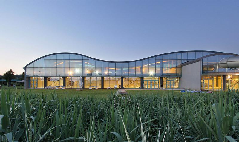Centre Aquatique Atlantis, un lieu dédié au sport à la détente