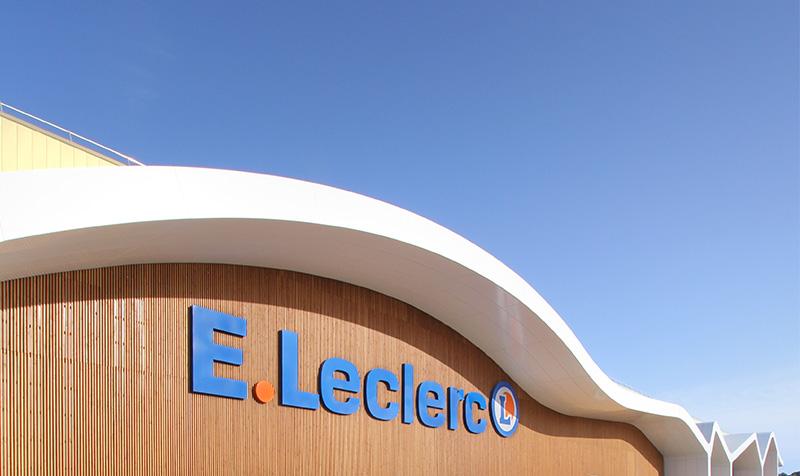 Centres commerciaux E.Leclerc