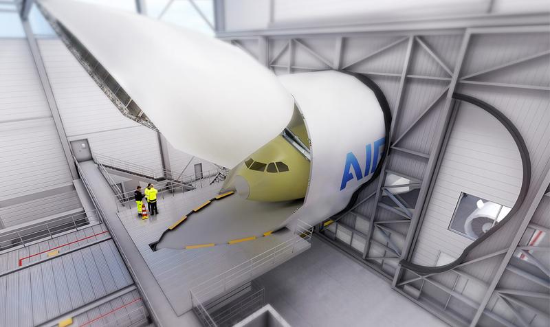 Un équipement fonctionnel pour faciliter le convoyage aérien